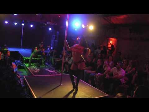Felicity Dance Filthy Sydney 2016