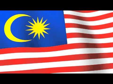 flag of malaysia jalur gemilang youtube flag of malaysia jalur gemilang