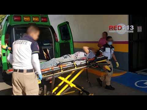 VIDEO Se registra intento de suicidio en Zamora