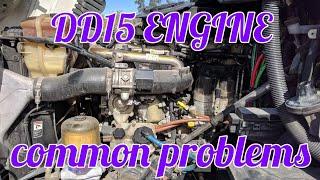 DD15 ENGINE common problems OM 472 MERCEDES BENZ