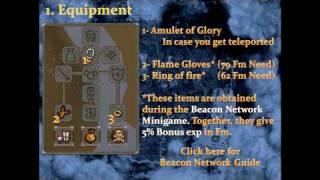 Firemaking Guide New Technique (1332 Logs/hr) Runescape 1-99 Fm Idk Whats Rc