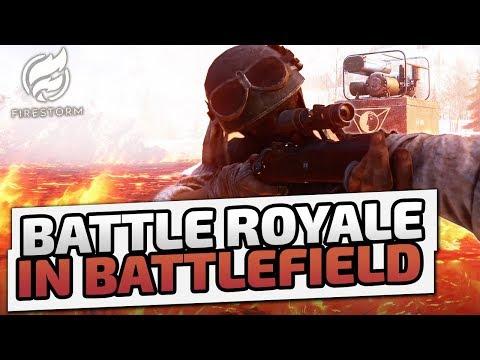 Battle Royale in Battlefield - ♠ Battlefield V Firestorm #001 ♠ - Deutsch German - Dhalucard thumbnail