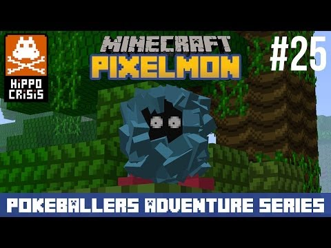25 Pokéballers Pixelmon Server Let's Play - Jungle Japes
