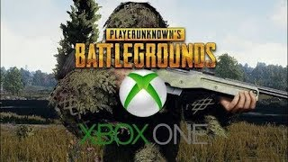 KONSOLDA PUBG OYNAMAK ! | Playerunknown's Battlegrounds Xbox One X