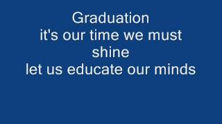 Graduation lyrics Reggae style (original song)