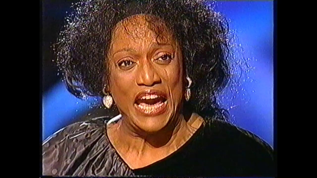 Jessye Norman you'll never wal...