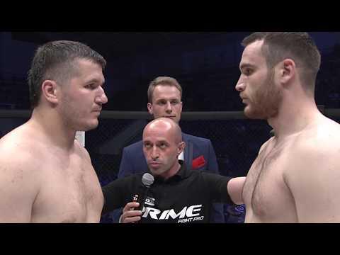 Бой Сослана Джабиева против Дениса Езуты за выход в финал Prime Selection-2017