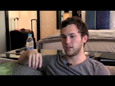 An intimate chat with American Idol winner Phillip Phillips