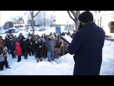 Canadian Muslims for Peace: Ottawa Gathering