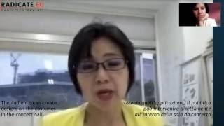 Yuko Hasegawa, Chief Curator of the Museum of Contemporary Art Tokyo MOT