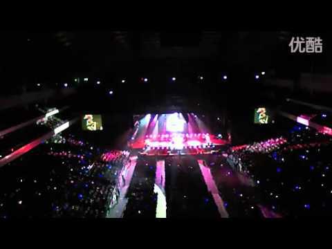 Faye Wong - Chess (Live) 王菲 棋子 搖滾版 台北小巨蛋 1-22-2011 Taipei