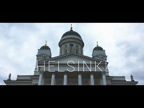 Helsinki - Hello Scandinavia! [ROADTRIP]