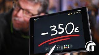 iPad à moins de 350€ ça vaut le coup ? (iPad 2019 - iPad 2018)