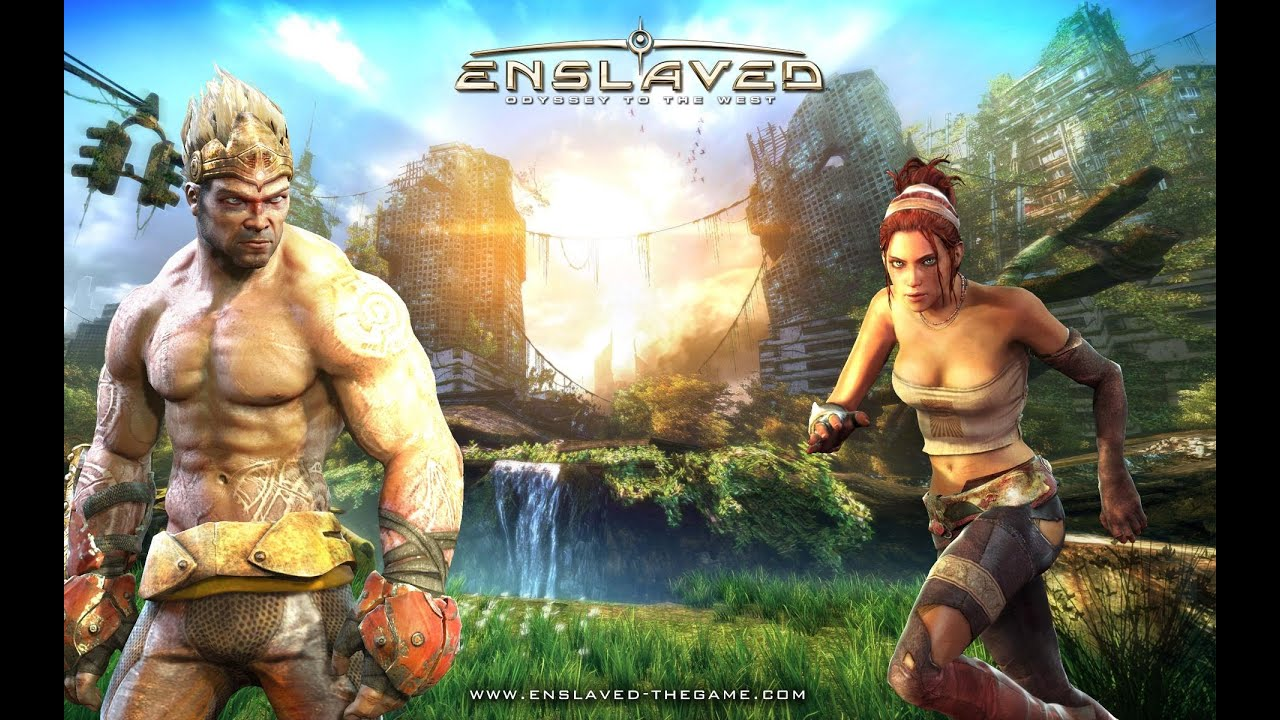 Download ENSLAVED:Odyssey to the West (PC) walkthrough part 1/ENSLAVED:Odyssey to the West (PC)прохождение1