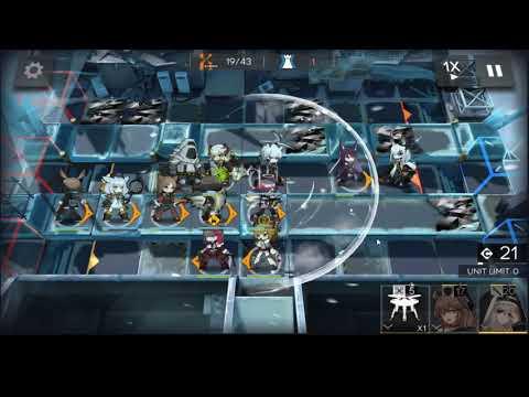 Arknights - 4-10 Hard Mode / Challenge