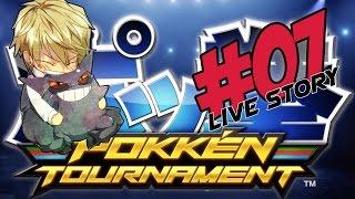[FR] #7 Let's play Pokkén Tournament - ???