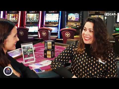 ✅ #13 JT des P-O : Karine Impens nous reçoit au Casino JOA de Saint-Cyprien