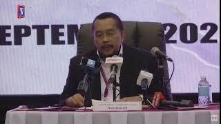 SPR umum keputusan semasa PRN Sabah