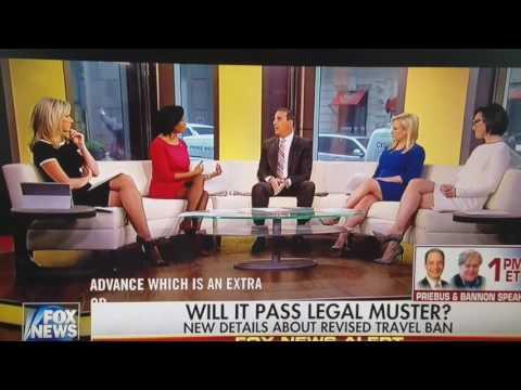 Judge Alex Ferrer on Fox News