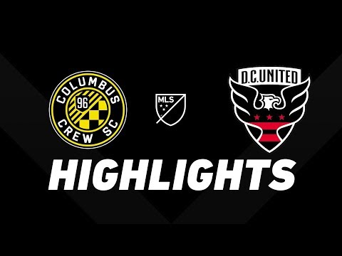 Columbus Crew SC vs. D.C. United | HIGHLIGHTS - April 24, 2019