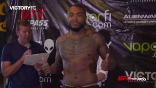 Alienware Presents-VFC 51 Official Weigh-Ins Video