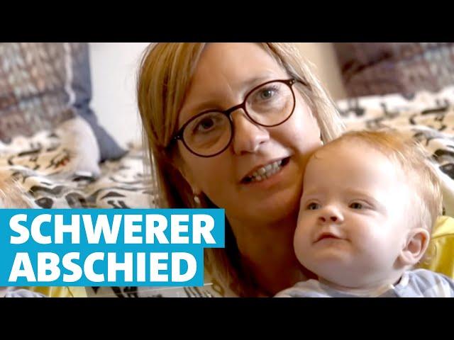 Die Hürden einer Pflegemutter - Abschied gehört dazu