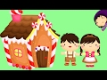 Hansel and Gretel | A Fairy Tale for Kids