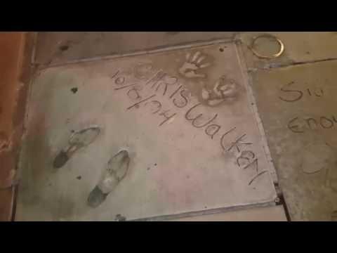 #41 (9/21/2016) Black Sabbath Fails, Mann's Chinese Theatre, and Hollywood & Highland