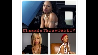 Throwback Radio Beef: Foxy Brown vs Eve & Charli Baltimore (2003)
