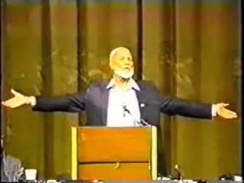 Why Comparative Religion by Sheikh Ahmed Deedat