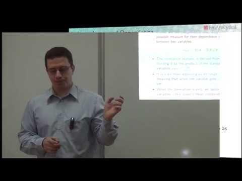 Metodi Nikolov - Statistical Analysis of Financial Data [COS497-Spring'14]