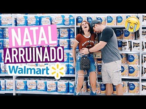 NOSSO NATAL FOI ARRUINADO PELO WALMART! - Thalita Ferraz