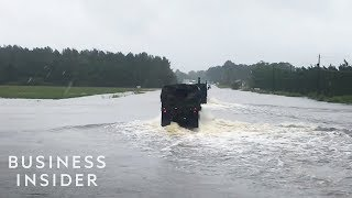 How Marines Respond To Natural Disasters