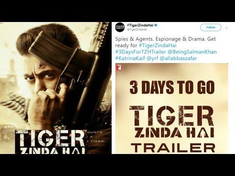 Tiger Zinda Hai Official Trailer | Confirm Release Date | Salman Khan | Katrina Kaif