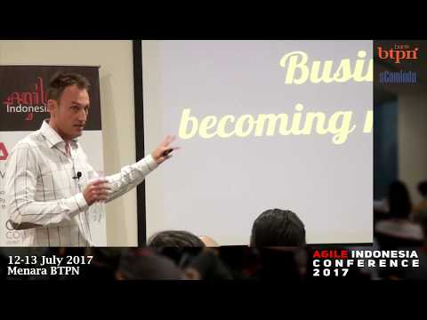 Hugo Messer - How to Become Agile in Indonesia