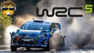 WRC 5 Ford Fiesta Gameplay Xbox360/PS3