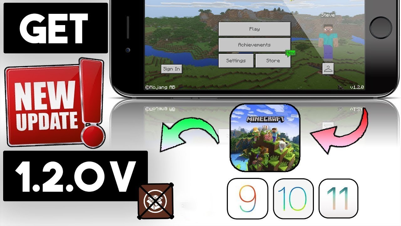 Download Minecraft Pocket Edition Game Ipa For Ios Iphone Ipad Free