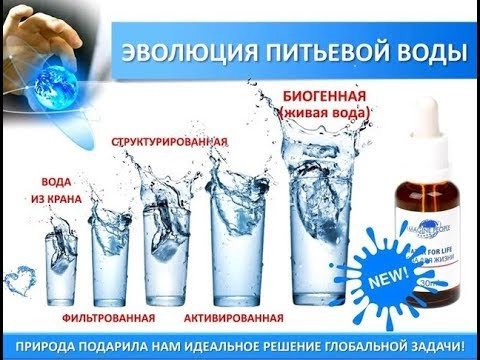 Продукт 21 века Живая вода Water For Life компании Imagine People