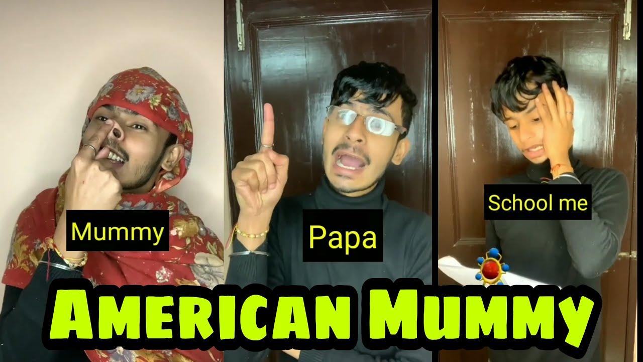Download American Mummy   Chimkandi Wala Ladka   Chimkandi New Video   Chimkandi Tiktok Video   Atif Fc
