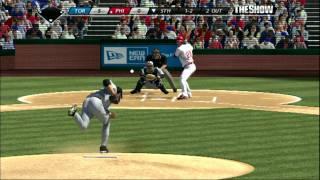 MLB 08 The Show (PS3) - RTTS 2018 Season, SP, Game 10 Highlights