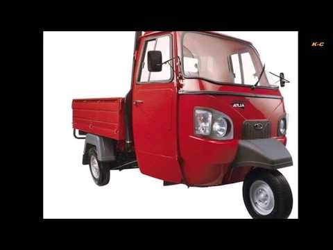 Mahindra Alfa Load 3wheel TRUCK fully detailed