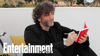 How Neil Gaiman Made The Scariest Horror Comic Of All Time | News Flash | Entertainment Weekly
