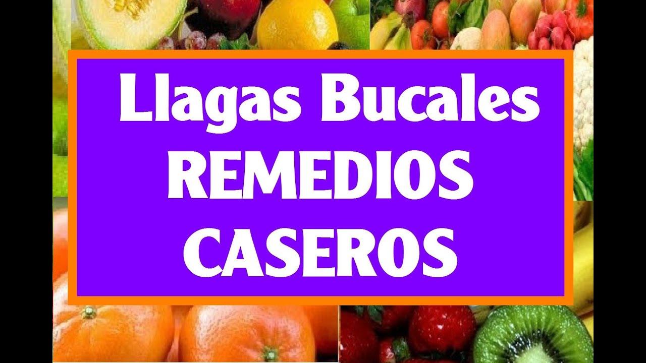 Remedios caseros para las llagas en la boca youtube - Sequedad de boca remedios naturales ...