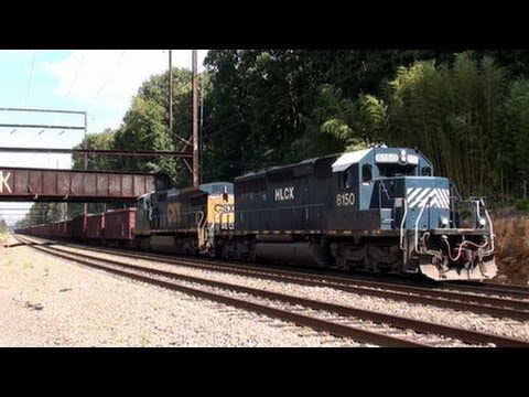 September Sampler: Street Running, Lease Power, Ballast Trains, Severe Weather and More!