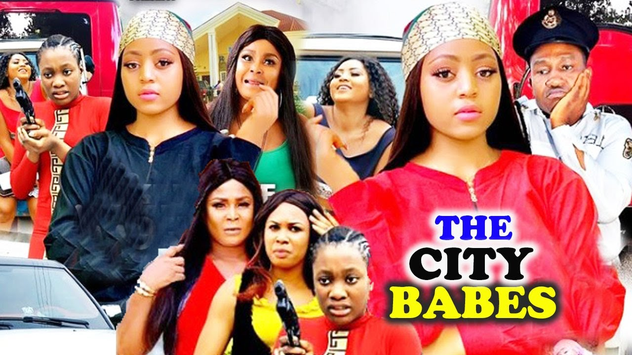 Download THE CITY BABES Complete Part 1&2- [NEW MOVIE] 2021 LATEST NIGERIAN NOLLYWOOD MOVIE REGINA DANELS