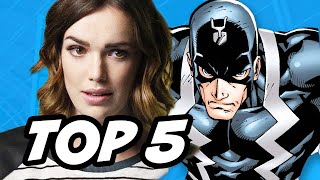 Agents Of SHIELD Season 3 Episode 5 - TOP 5 WTF and Marvel Easter Eggs