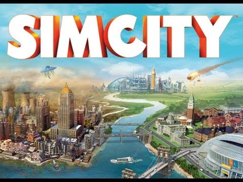 Simcity 5 (2013) - Capital Simcity 2 SiNCitY
