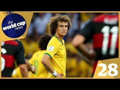 Brazil 1 - 7 Germany: Five Things We Learned   Day 28   World Cup Show