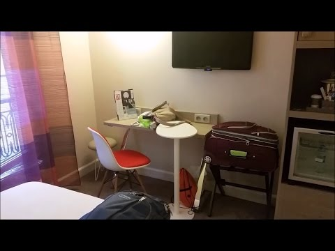 Hotel Mercure Paris Montparnasse-Raspail Real Life Review