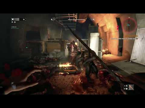 DYING LIGHT - LOS TIOS INMORTALES - WILLYREX Y VEGETTA #19